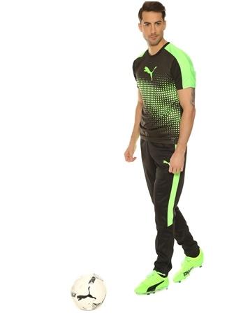 Siyah - Neon Eşofman Altı Puma