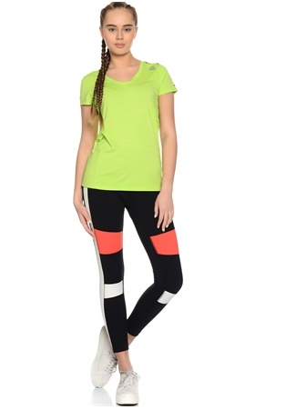 B45921 Color Block Tight Tayt Reebok