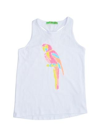 Kız Çocuk Atlet Limon Company