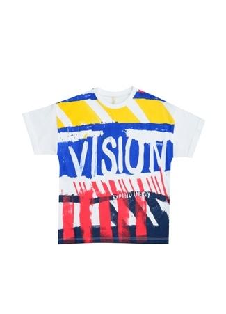 Genç Erkek T-Shirt Benetton