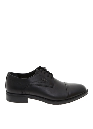 MERCEDES Siyah Klasik Ayakkabı